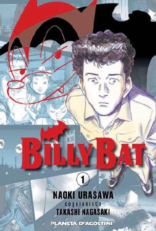 Billy Bat tomo 1